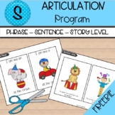 's' sample booklet - Going to the Circus