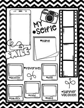 #selfie activity!