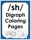 /sh/ Digraph Coloring Pages