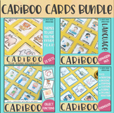 Cariboo Cards Bundle: Vocabulary, Verbs, Functions, and Phonology