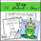 #slpstpatrickhop ST Patrick's Day Hop