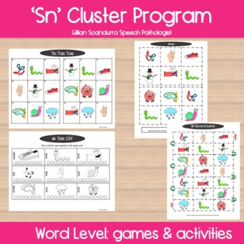 'sn' cluster pack
