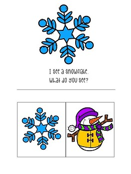 Winter Comprehension with Visuals