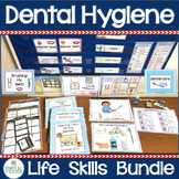 Dental Hygiene Life Skills Bundle for Secondary SPED