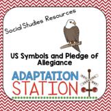 US Symbols and Pledge of Allegiance-VAAP