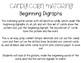 Candy Corn Halloween Matching Beginning Digraphs Phonics Cards