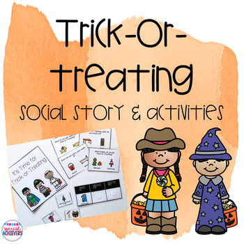 Trick-or-Treat Social Story
