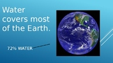 !st Grade All About Water PPT