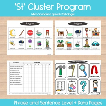 'st' cluster pack
