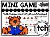 -tch Trigraph Phonics Mini Game