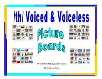 /th/ Voiced & Voiceless articulation photos, th sound, speech therapy, homework