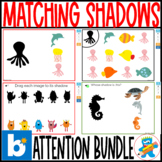 Distance Learning Boom Cards 3 activities to work Matching