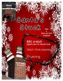 #thankfulforyou Santa's Stuck Activities and Christmas ABC's