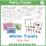 Winter Holiday Treats Party Pack