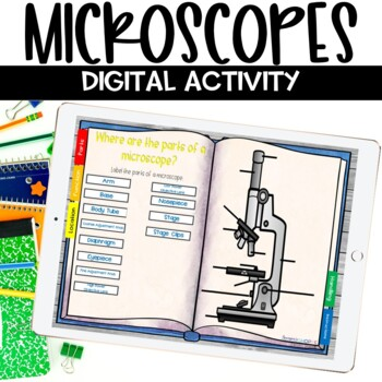 Microscope Google Drive Unit Activities