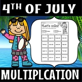 #tptfireworks 4th of JULY - multiplication