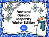 #tptnewyear Winter Fact and Opinion Gameshow