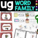 -ug Word Family Fun!