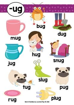 Word Families UG