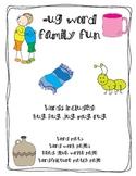 -ug word family fun