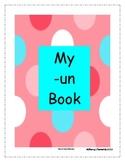 -un Word Family Book