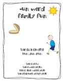 -un word family fun