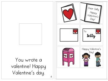Valentine's Day Social Pack for Special Education
