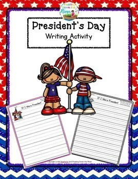 Presidents Day Drumming and Rhythm/Writing Instrument Pack