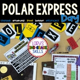 Polar Express Day Activities and Stepbook