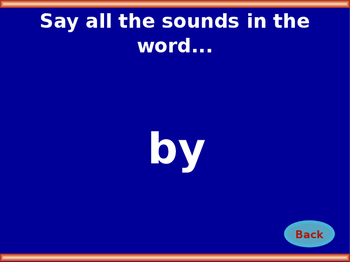 'y' Long Vowel Jeopardy! (long i sound)