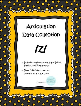 /z/ Articulation Data Collection Progress Monitoring Tool