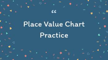 3 Digit Place Value Disk Practice