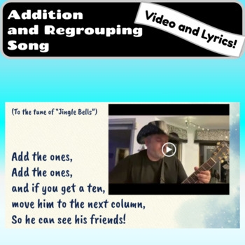 Addition with Regrouping Song & Lyrics