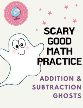 Ghostly Addition & Subtraction