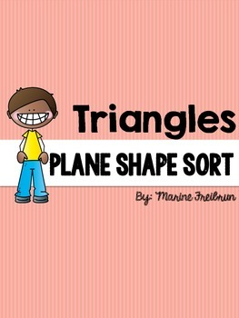 Triangle Sorting Activity