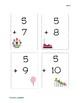 0-10 Addition Flashcards - State Fair Fun!