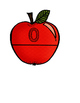 0 - 10 Apple Matching Activity
