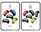 0-10 Counting Flashcards