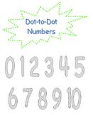 0-10 Dot-to-Dot