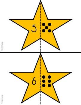 Kindergarten 0-10 Number Sense Activity Bundle