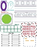 0-10 Numbers Activity