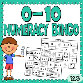 0-10 Numeracy Game