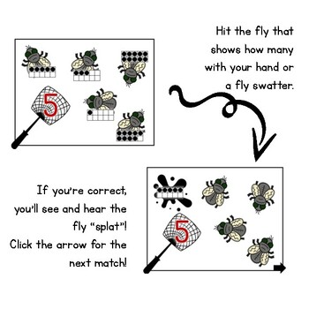 Ten Frame 0-10 SPLAT! An interactive whiteboard number game for your SMARTboard