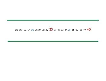 0-1000 Number Line *EDITABLE*