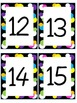 0-20 Number Flashcards