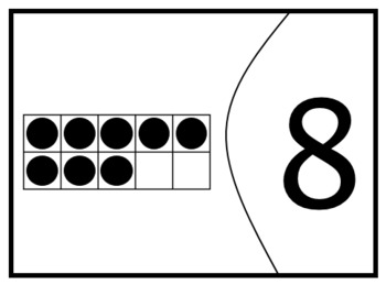 0-20 Number Frame Puzzles