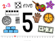 0-20 Number Sense Anchor Charts