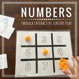 0-20 Numbers: Interactive Sensory Play