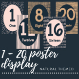 1-20 Posters   Natural Themed