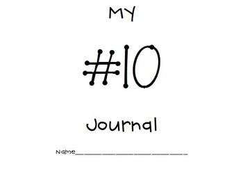 0-30 Common Core Number Journals